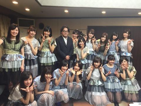 今突然 秋元康がいなくなったら日本のアイドルグループはどうなると思う??