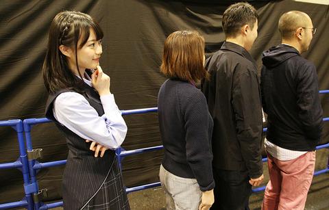 【乃木坂46】握手会が怖い・・・