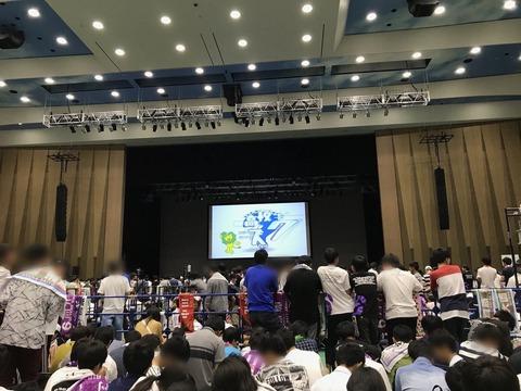 【乃木坂46】高校生クイズという名のミニライブw 現在の会場の様子がこちら!!!