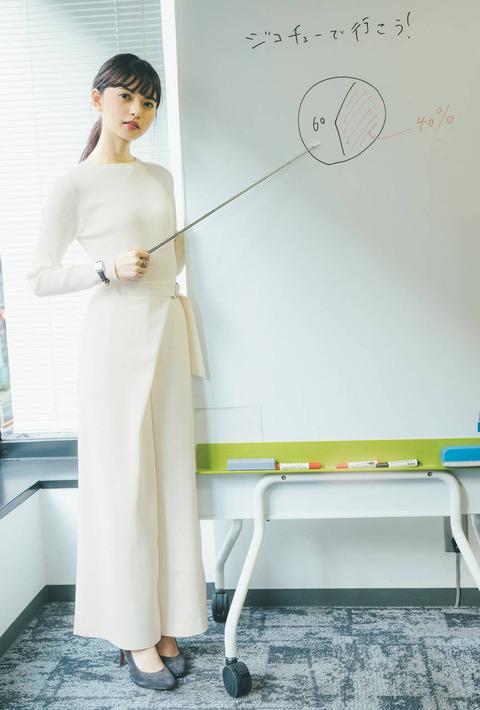 【乃木坂46】齋藤飛鳥と梅澤美波、お互いの印象について語る・・・