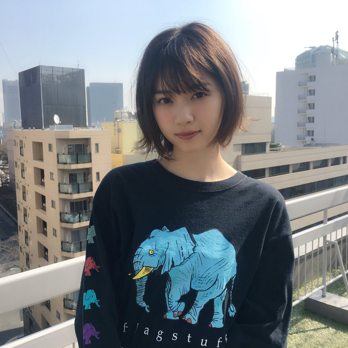 西野 七瀬 フォト ブック 黒