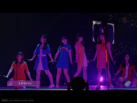 【乃木坂46】これは!!!佐々木琴子、2期生曲披露中に完全に見えてしまう!!!!!!!!!!!!