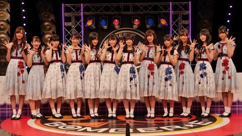 【乃木坂46】3期生の最新画像!『BOMBER-E』スタジオライブからの集合写真が公開!!!