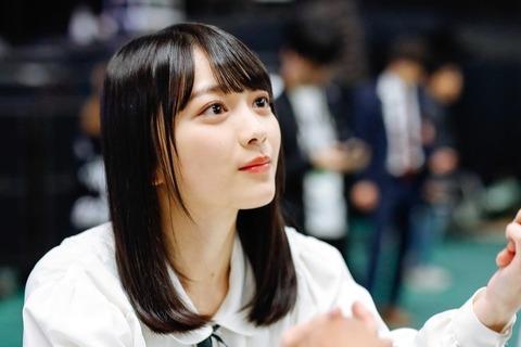 欅坂46二期生の握手会写真、これレベル高すぎだろwwwwww