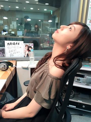 【乃木坂46】花粉症と言い張る「新内眞衣」の曲紹介の仕方がwww『オールナイトニッポン0』