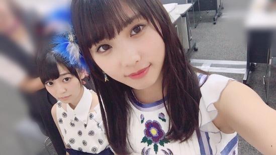 【乃木坂46】最近は与田ちゃんに可愛がってもらってるのかな?