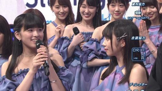 【乃木坂46】「Mステ」最後の「大園桃子」を見守る先輩たちの表情が、母性で満ち満ちてるw