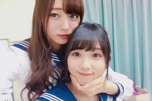 【乃木坂46】梅澤美波「愛おしい与田~たまらん食べたくなる」www