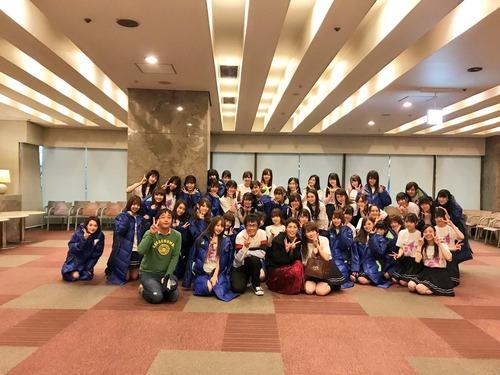 【乃木坂46】中3組で仲良く写る、集合写真!なんか感動する!