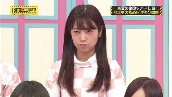 【乃木坂46】可愛すぎる!ゆったんのぷく顔!!【乃木坂工事中】