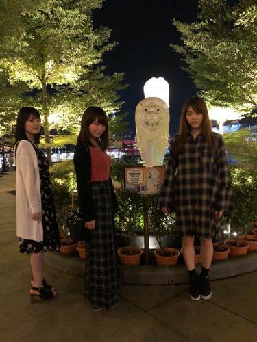 【乃木坂46】生田絵梨花 シンガポールを楽しんでるようで何よりwww