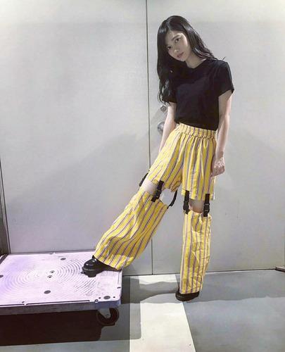【乃木坂46】私服が個性的w「寺田蘭世」ブログの写真が話題に!