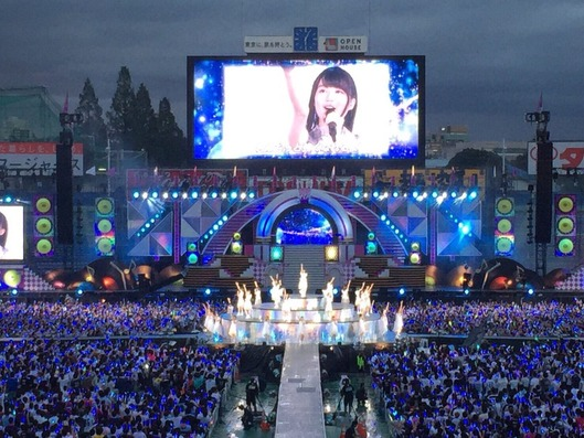 【乃木坂46】「乃木坂46人揃った」神宮2日目は、もはや「伝説」のライブ!!