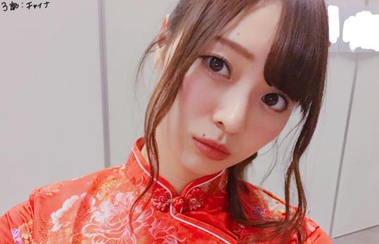 【乃木坂46】梅澤美波 セクシーなチャイナドレス姿が大好評!これは見てみたかったわwww