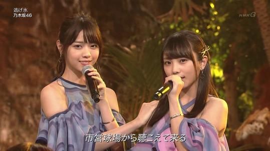 【乃木坂46】「西野×与田」「白石×大園」このコンビは可愛いなぁ!!
