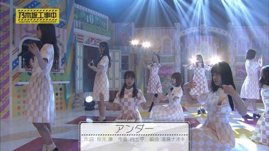 【乃木坂46】アンダーアルバム発売時に「アンダーメンバー」だけでMステ出演はあるのだろうか?