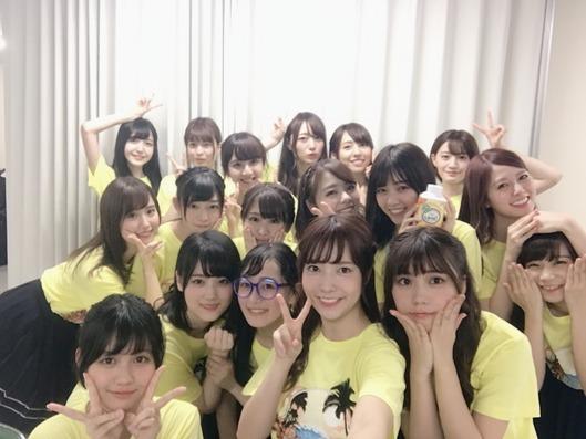 【乃木坂46】「西野七瀬」ちゃっかりロカボーノを宣伝するwww