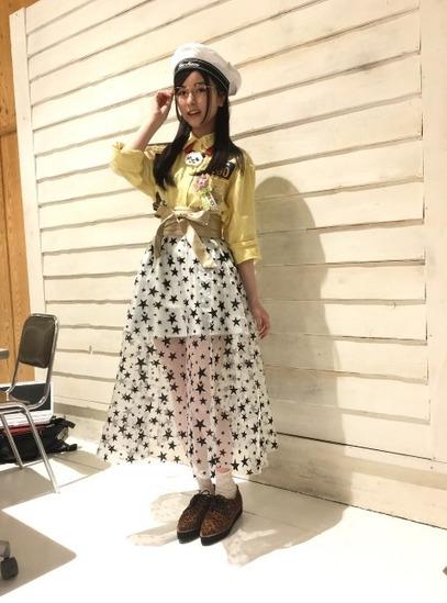 【乃木坂46】佐々木琴子「スーパー奇抜ファッション」公開!!それでもかわいすぎる!!