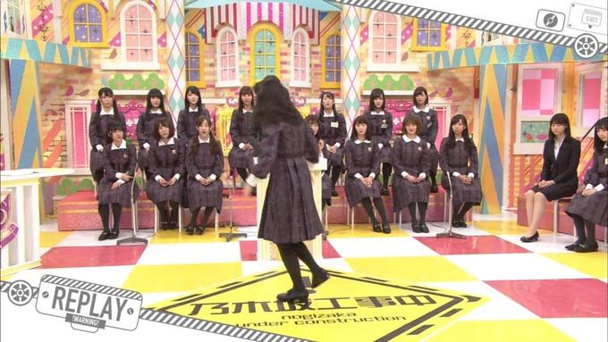 乃木坂工事中 松村沙友理が岩本蓮加を紹介 (95)