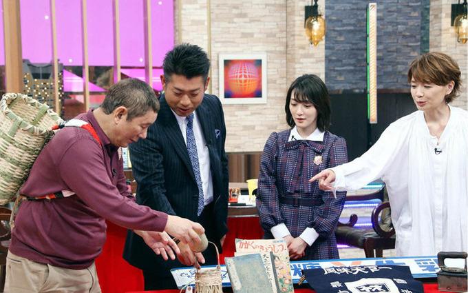 たけしのニッポンのミカタ生駒里奈 (2)