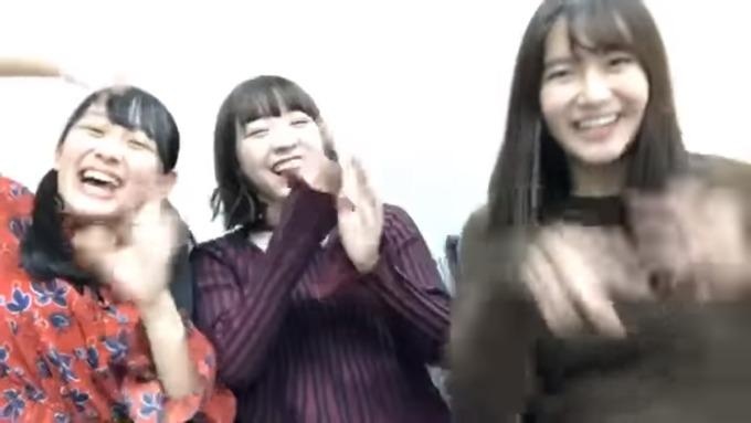 渡辺みり愛 向井葉月 中元日芽香 SR (11)