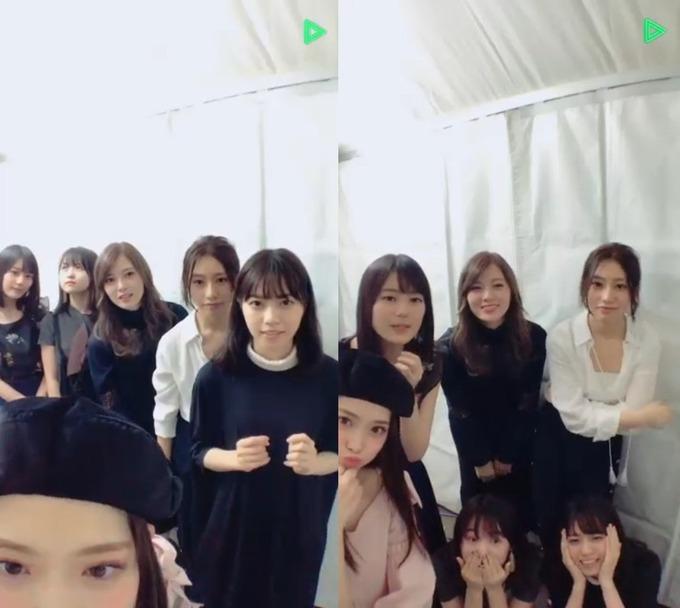 LINELIVE あさひなぐ (1)
