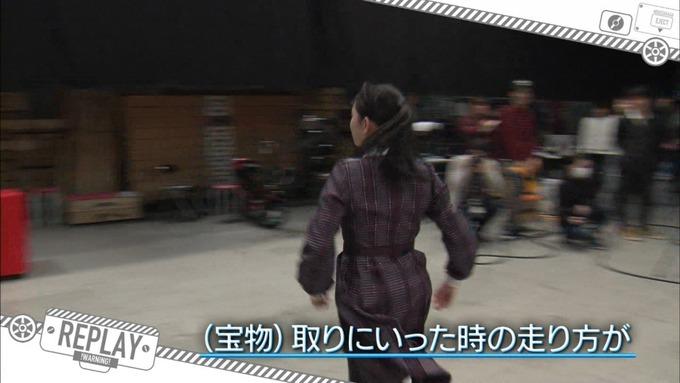 乃木坂工事中 齋藤飛鳥が向井葉月を紹介 (460)