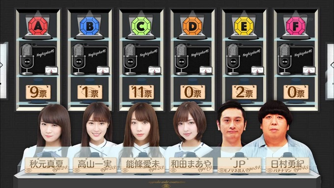 乃木坂工事中 センス見極めバトル⑪ (4)