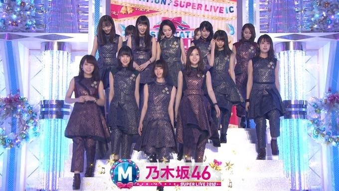 Mステ スーパーライブ 乃木坂46 ① (5)