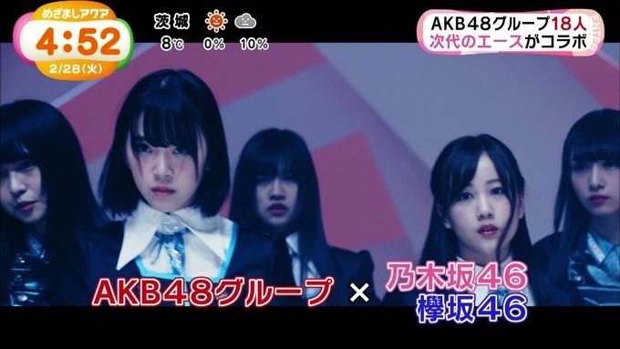 坂道AKBシュートサインMV解禁 (4)