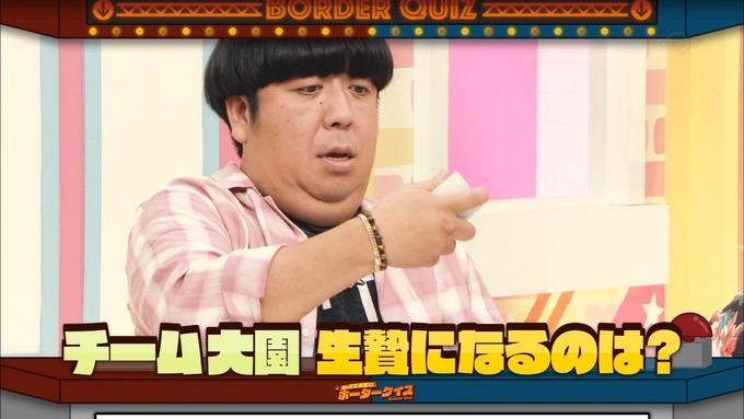 乃木坂工事中 ボーダークイズ⑩ (2)