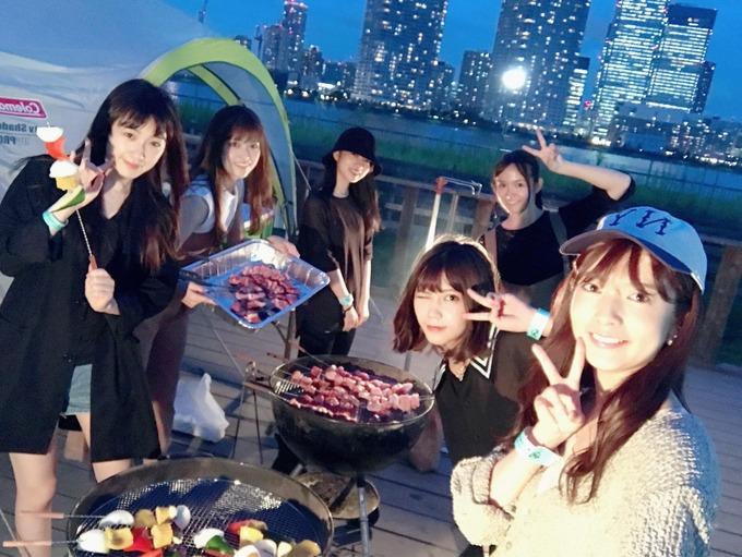 乃木坂46 BBQ