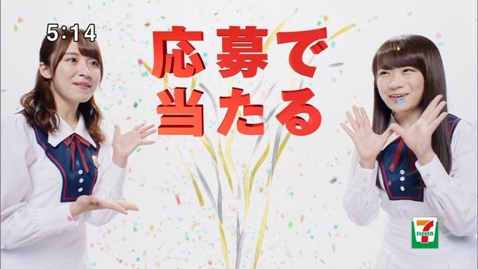 乃木坂46セブンイレブン CM (12)