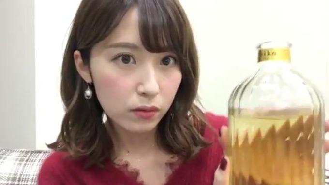 2017,11,27 新内眞衣 衛藤美彩 星野みなみ SR (195)