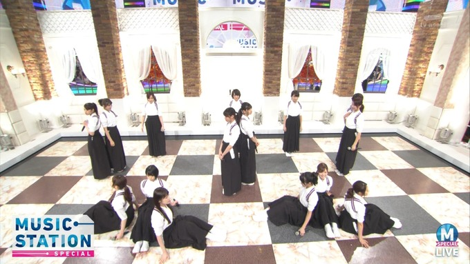 13 Mステ 乃木坂46③ (2)