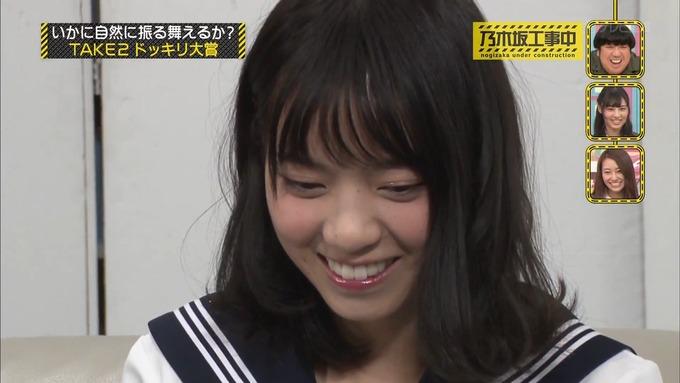 【乃木坂工事中】西野七瀬『ドッキリリアクション大賞』 (54)