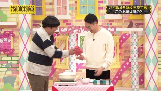 乃木坂工事中 鍋女王決定戦③ (5)
