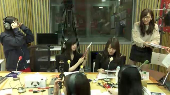 15 AKBオールナイトニッポン 新内眞衣 (3)
