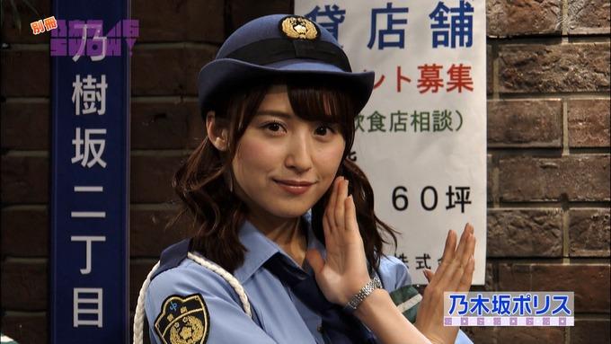 乃木坂46SHOW 乃木坂ポリス 自転車 (14)