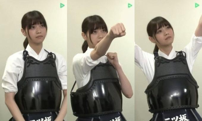 西野七瀬 GIF (4)