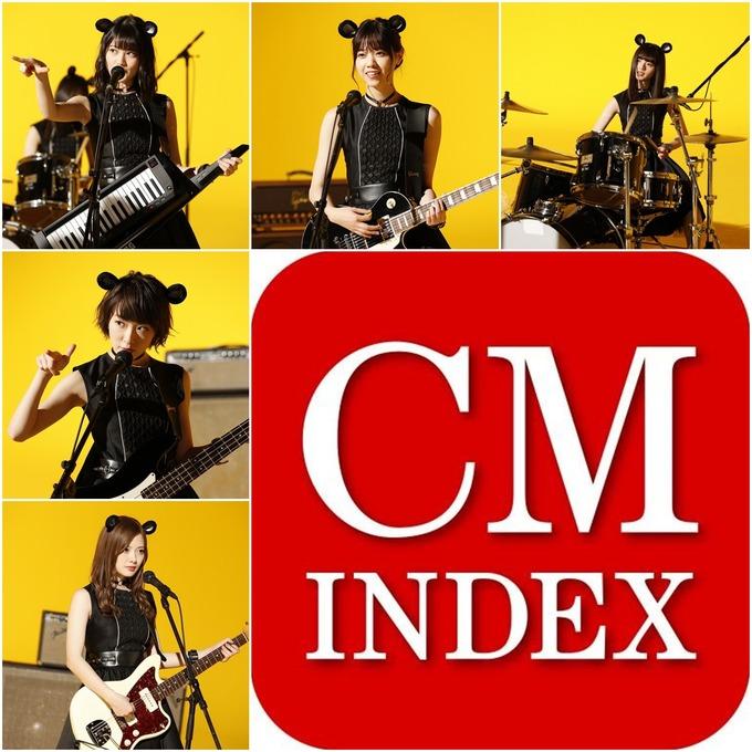 CMINDEX マウスバンド