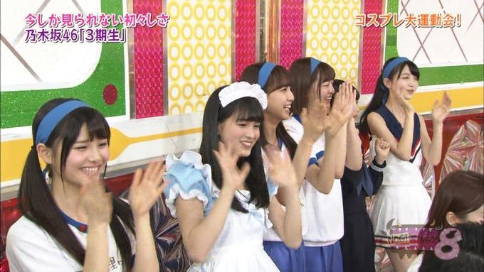 NOGIBINGO8 コスプレ大運動会 久保史緒里VS向井葉月2 (56)