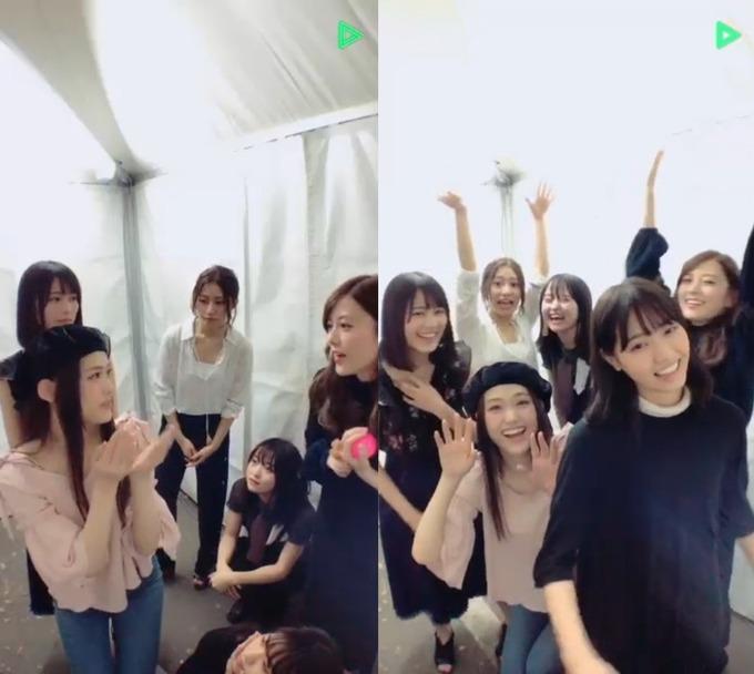 LINELIVE あさひなぐ (3)