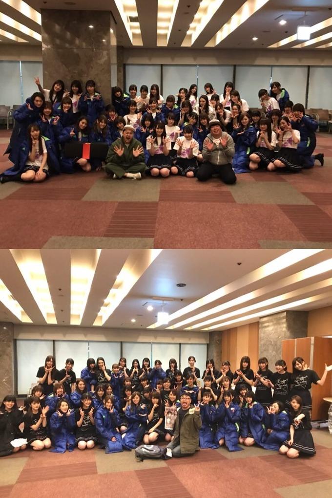 真夏の全国ツアー 東京ドーム 集合写真 (2)