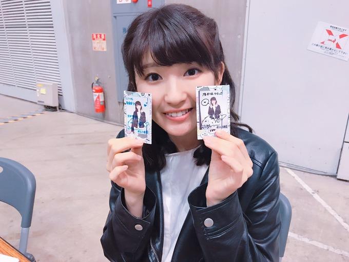 乃木坂モバイル サインチェキ (2)