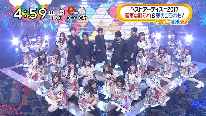 おは4 乃木坂46 ベストアーティスト2017 (14)