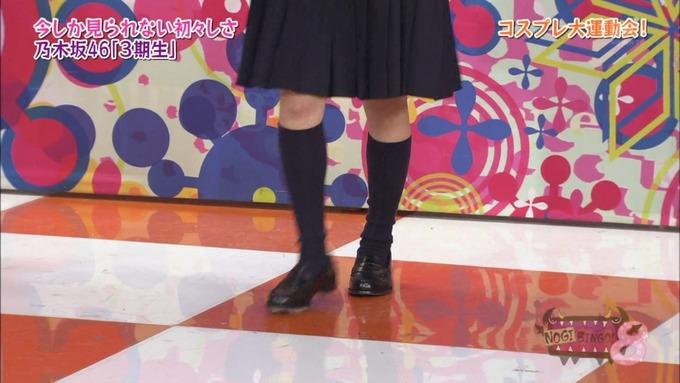 NOGIBINGO8 コスプレ大運動会 山下美月VS与田祐希 (18)