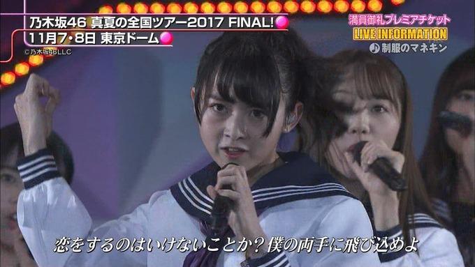 CDTV 東京ドーム 乃木坂46 (11)