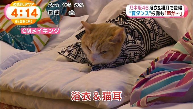 めざましアクア じゃらん 乃木坂46 (7)