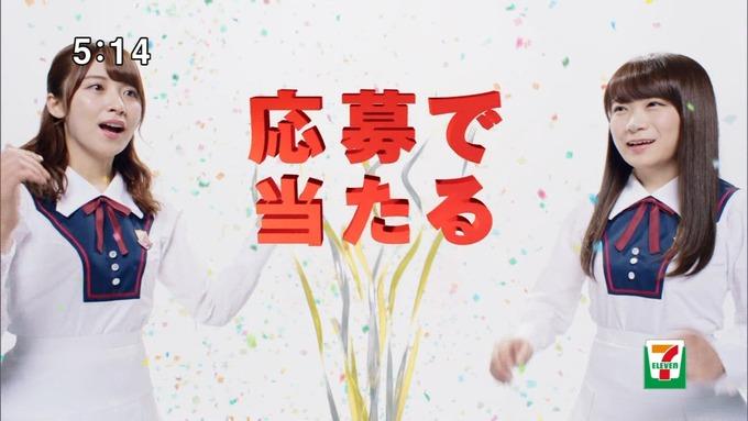 乃木坂46セブンイレブン CM (11)